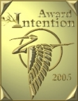 The Intention Awards from Healing Intent